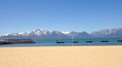 Photo of Beach Lakeside Beach at 4081 Lakeshore Blvd, South Lake Tahoe, CA 96150, United States