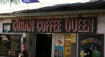 Photo of Cuban Restaurant Cuban Coffee Queen at 284 Margaret St, Key West, FL 33040, United States