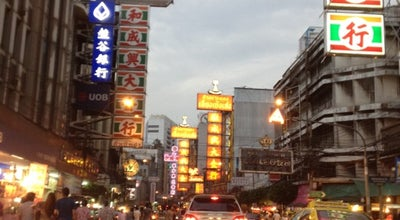 Photo of Tourist Attraction Chinatown - Bangkok at Yaowarat, Bangkok 10200, Thailand