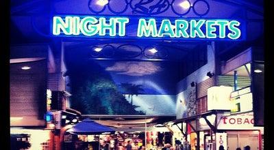 Photo of Tourist Attraction Night Markets at 71/73-75 Esplanade, Cairns, Qu 4870, Australia