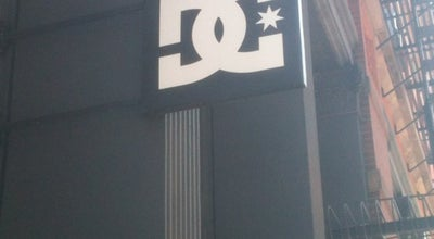 Photo of Shoe Store DC Shoes at 92 Mercer St, New York, NY 10012, United States