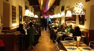 Photo of Italian Restaurant Birraria La Corte at Campo San Polo 2168, Venice 30125, Italy