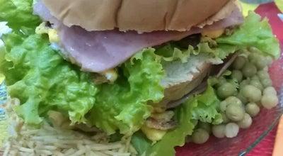 Photo of Burger Joint Ki-Burgão at Av. Castelo Branco, João Monlevade, Brazil
