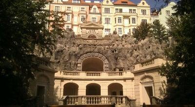 Photo of Park Havlíčkovy sady (Grébovka) at Havlíčkovy Sady, Praha 120 00, Czech Republic