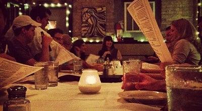 Photo of Italian Restaurant Sapori Trattoria at 2701 N Halsted St, Chicago, IL 60614, United States