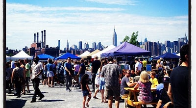 Photo of Tourist Attraction Brooklyn Flea Market - Williamsburg at 50 Kent Avenue, Brooklyn, NY 11201, United States