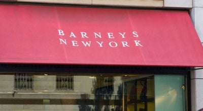 Photo of Other Venue Barneys New York at 660 Madison Ave, New York, NY 10065, United States