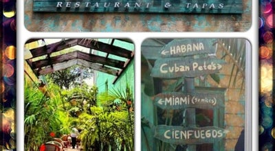 Photo of Caribbean Restaurant Cuban Pete's at 428 Bloomfield Ave, Montclair, NJ 07042, United States