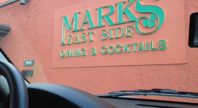 Photo of American Restaurant Mark's East Side at 1405 E Wisconsin Ave, Appleton, WI 54911, United States