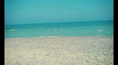 Photo of Beach Playa de Corinto / Malvarrosa at Av De La Toscana, Corinto, Spain