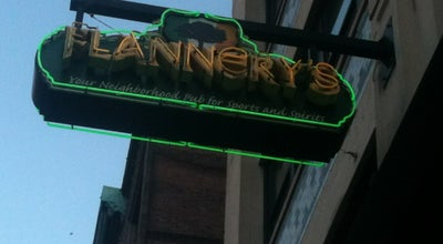 Photo of American Restaurant Flannery's at 1324 Washington Ave, Saint Louis, MO 63103, United States