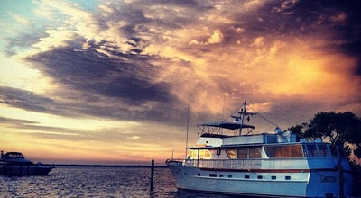 Photo of Harbor / Marina Fire Island Pines Harbour at 37 Fire Island Blvd, Fire Island Pines, NY 11782, United States