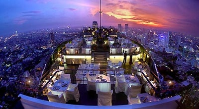 Photo of Modern European Restaurant Vertigo Grill and Moon Bar at 21/100 อาคาร ชั้น 61 โรงแรมบันยันทรี กรุงเทพฯ ถนนสาทรใต้ แขวงทุ่งมหาเมฆ เขตสาทร, Bangkok 10120, Thailand