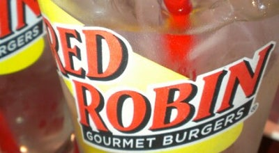 Photo of American Restaurant Red Robin Gourmet Burgers at 3055 Gateway Blvd, Prescott, AZ 86303, United States
