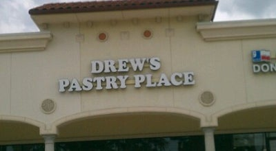 Photo of Coffee Shop Drew's Pastry Place at 10300 Louetta Rd, Houston, TX 77070, United States