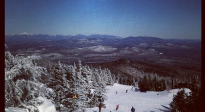 Photo of Ski Area Gore Mountain at 793 Peaceful Valley Rd, North Creek, NY 12853