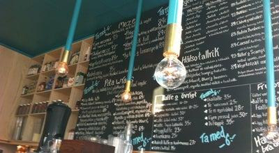 Photo of Middle Eastern Restaurant Babel Deli at Långholmsgatan 27, Stockholm 117 33, Sweden