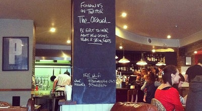 Photo of English Restaurant The Orchard at 5 Harefield Road, London SE4 1LW, United Kingdom