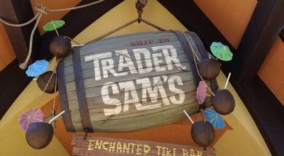 Photo of Bar Trader Sam's Enchanted Tiki Bar at Disneyland Hotel, Anaheim, CA 92802, United States