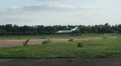 Photo of Airport Аэропорт Быково (Moscow Bykovo Airport) at Ул. Советская, 19, Быково 140150, Russia