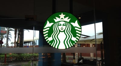Photo of American Restaurant Starbucks Curacao at #1 Baden Powellweg, Willemstad, Curacao