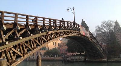 Photo of Bridge Ponte dell'Accademia at Ponte Dell'accademia, Venice 30123, Italy