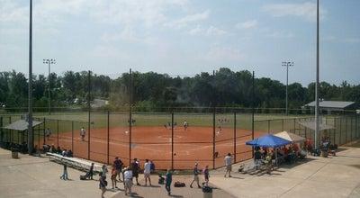 Photo of Baseball Field Heritage Point Park at 1275 Cross Plains Trl, Dalton, GA 30721, United States