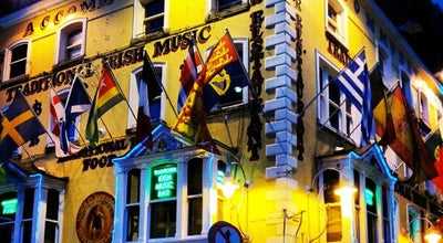 Photo of Pub Oliver St John Gogarty at 58 Fleet St, Temple Bar, Dublin 2, Ireland