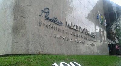 Photo of Tourist Attraction Fundação Planetário da Cidade do Rio de Janeiro & Museu do Universo at Rua Vicegovernador Rubens Berardo, 100, Rio de Janeiro 22451-070, Brazil