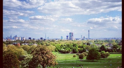 Photo of Park Primrose Hill at Primrose Hill Road, London NW3, United Kingdom