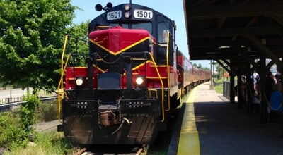 Photo of Scenic Lookout Cape Cod Central Railroad at 252 Main Street, Hyannis, MA 02601, United States