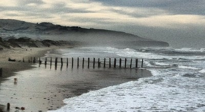 Photo of Beach St Clair Beach at Dunedin, New Zealand