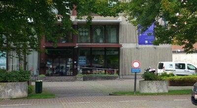 Photo of Library Bibliotheek Sint-Niklaas at Hendrik Heymanplein 3, Sint-Niklaas 9100, Belgium
