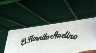 Photo of South American Restaurant El Hornito Andino at 2da. Transv. De Campo Alegre, Qta. Petunia, Campo Alegre, Caracas 1060, Venezuela
