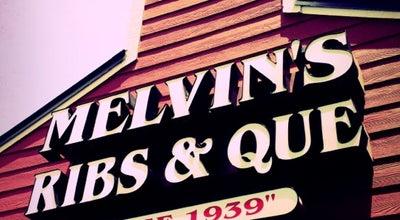 Photo of American Restaurant Melvin's BBQ at 925 Houston Northcutt Blvd, Mount Pleasant, SC 29464, United States