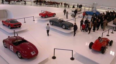 Photo of Museum Museo Casa Enzo Ferrari at Via Paolo Ferrari 85, Modena 41121, Italy