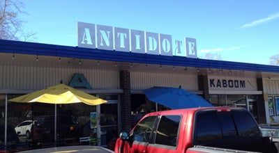Photo of Cafe Antidote at 729 Studewood St, Houston, TX 77007, United States