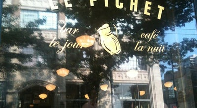 Photo of French Restaurant Le Pichet at 1933 1st Ave, Seattle, WA 98101, United States