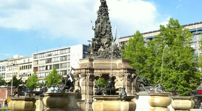 Photo of Plaza Paradeplatz at O1, Mannheim 68161, Germany