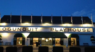 Photo of Theater Ogunquit Playhouse at 10 Main St, Ogunquit, ME 03907, United States