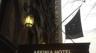 Photo of Hotel Affinia Hotel at 303 Lexington Ave, New York, NY 10016, United States