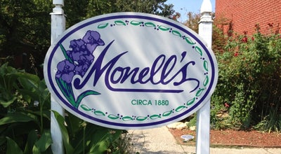 Photo of American Restaurant Monell's Dining & Catering at 1235 6th Ave N, Nashville, TN 37208, United States