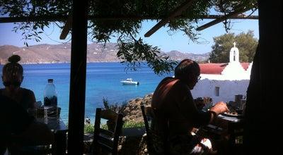 Photo of Taverna Kiki's at Άγιος Σώστης, Mykonos 846 00, Greece