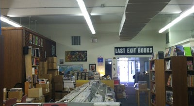 Photo of Bookstore Last Exit Books at 124 E Main St #1, Kent, OH 44240, United States