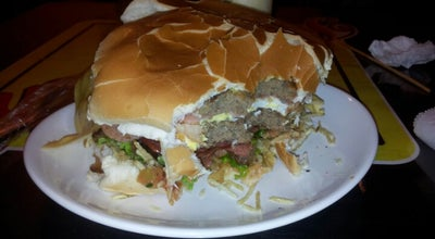 Photo of Burger Joint Rota Lanches at Rua Sorocaba, Itu 13300-340, Brazil
