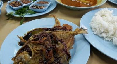 Photo of Asian Restaurant Wan Zai Ikan Bawal Goreng at Bandar Perda, Bukit Mertajam 14000, Malaysia