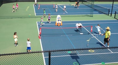 Photo of Tennis Court Crooked Creek Tennis at Milton, GA, United States