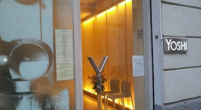 Photo of Japanese Restaurant Yoshi at Via Giuseppe Parini 7, Milan 20121, Italy