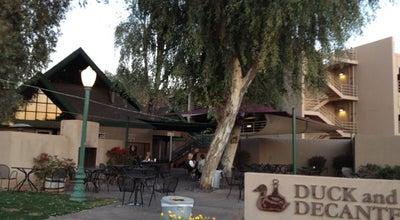 Photo of American Restaurant Duck & Decanter at 1651 E Camelback Rd, Phoenix, AZ 85016, United States