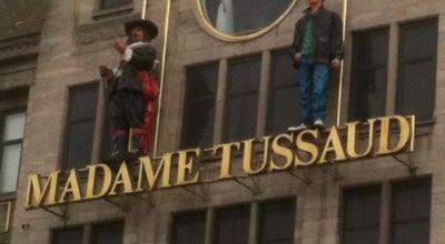 Photo of Tourist Attraction Madame Tussauds Amsterdam at Dam 20, Amsterdam 1012 NP, Netherlands